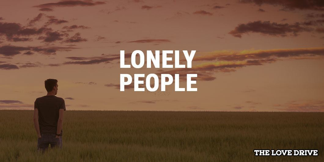 lonely and single