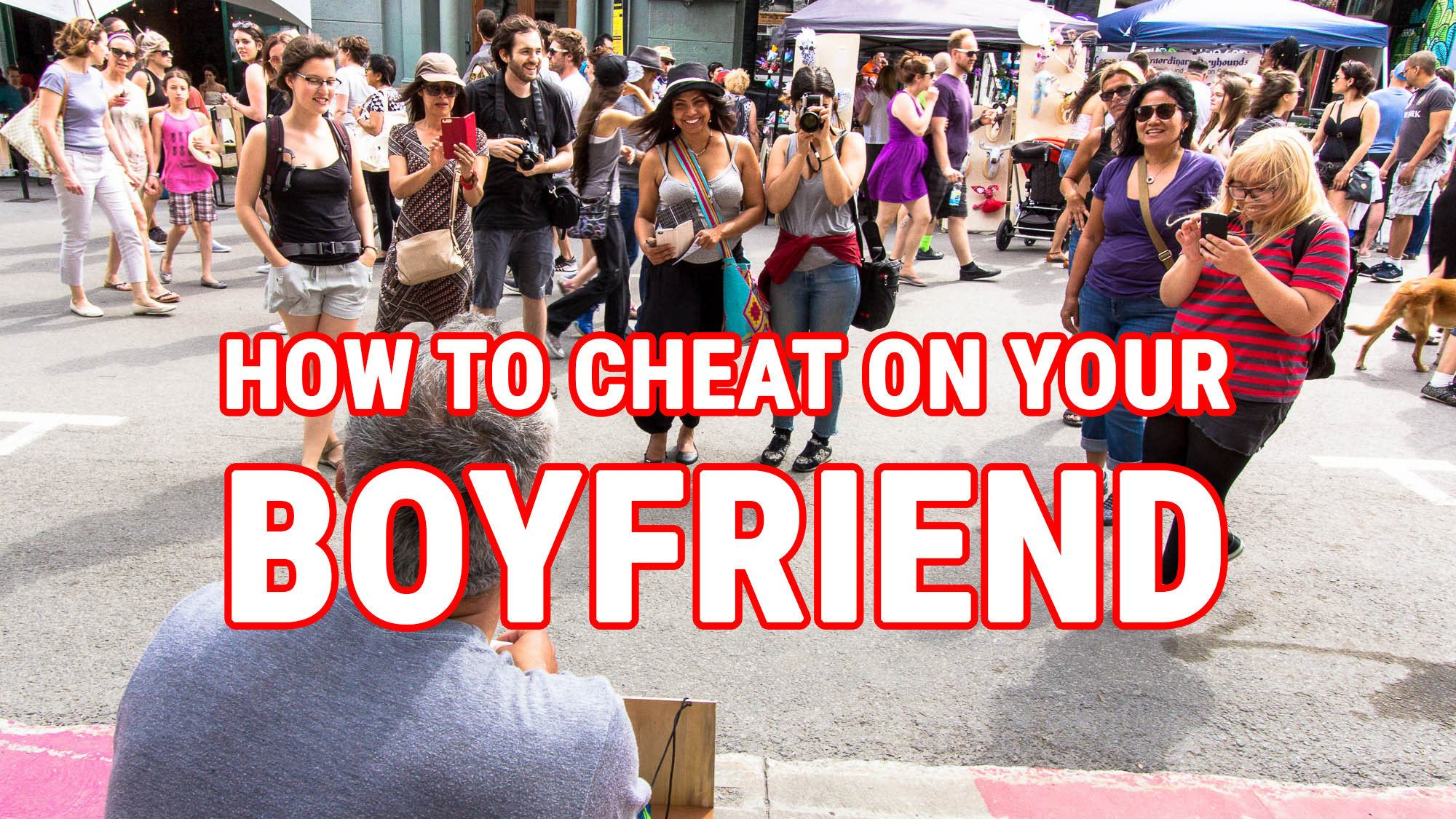 How to Cheat