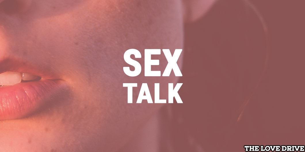 talking about sex