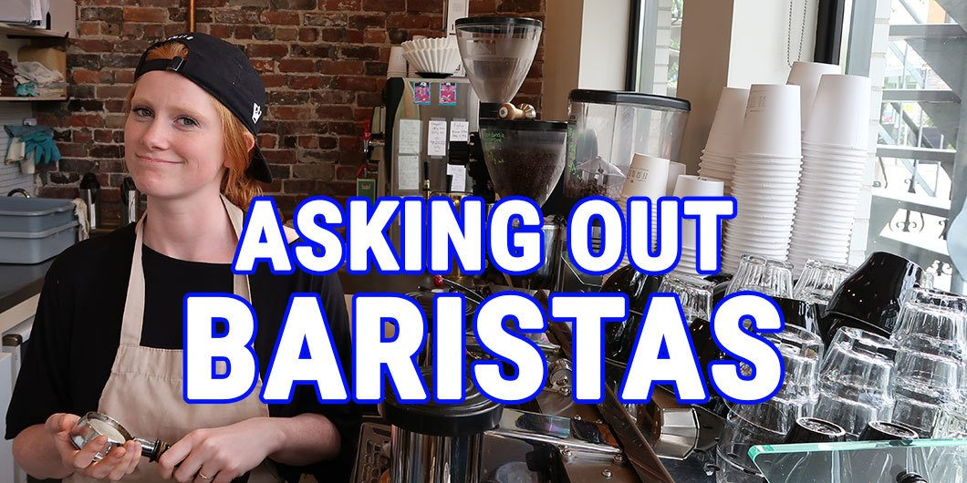 how to ask out a barista