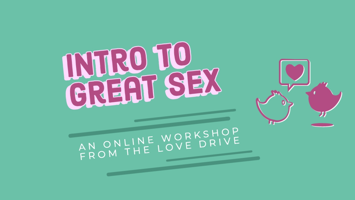 The Intro to Great Sex