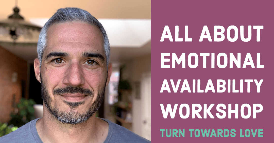 All About Emotional Availability